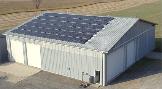 Renewable Energy K C Larson Inc